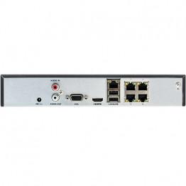 IP-видеорегистратор Hikvision DS-7104NI-Q1/4P/M